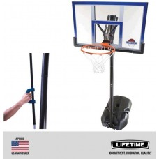 Mobilus krepšinio stovas LIFETIME 90000 (2.45 - 3.05 m)
