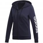 Moteriškas džemperis adidas Essentials Linear FZ HD DU0648