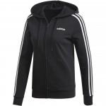 Moteriškas džemperis adidas W Essentials 3Stripes FZ HD DP2419