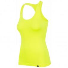 Moteriški marškinėliai 4f W H4L17-TSD007, geltoni
