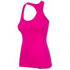 Moteriški marškinėliai 4f W H4L17-TSD007, rožiniai