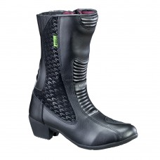 Moteriški odiniai motociklininko batai W-TEC NF-6090