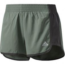 Moteriški šortai adidas 100M Dash Knit Short
