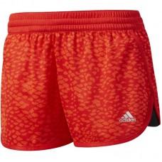 Moteriški šortai adidas 100M Dash Knit Short Printed