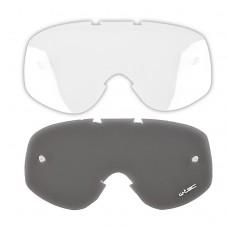 Motociklininko akinių stiklai W-TEC Spooner