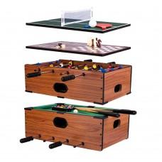Multifunkcinis žaidimų stalas Worker Mini 5-in-1