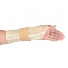 Nykščio, plaštakos ir riešo įtvaras RT0-1R (kairė)