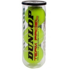 Padel teniso kamuoliukai DUNLOP MID RANGE