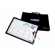 Planšetas krepšinio treneriui MSBB