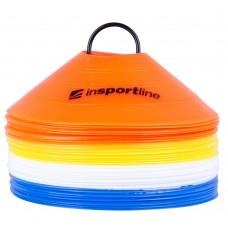 Plastikiniai treniruočių kūgiai inSPORTline B40 5 cm