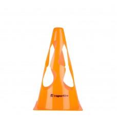 Plastikinis treniruočių kūgis inSPORTline UP9 23 cm