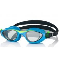 Plaukimo akiniai AQUA SPEED MAORI mėlyna-žalia