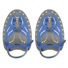 Plaukimo plaštakos 9640 M blue