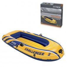 Pripučiama valtis INTEX Challenger 2, 236 x 114 x 41 cm