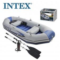 Pripučiama valtis INTEX  MARINER 3, 297 x 127 x 46 cm
