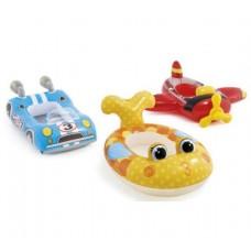 Pripučiamas Žaislas INTEX Pool Cruiser, Įvairių Dizainų, Įvairių Dydžių