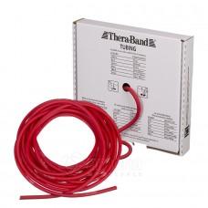 Profesionali apvali elastinė guma Thera-band, Raudona