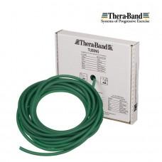 Profesionali apvali elastinė guma Thera-band, Žalia