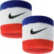 Raiščiai riešui Nike Swoosh N0001565620, 2 vnt.