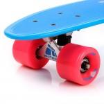 Riedlentė Skateboard Meteor 34273