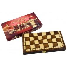 Šachmatai 0308, 28 x 28 cm