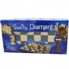 Šachmatai Diament Mag, 44 x 44 cm