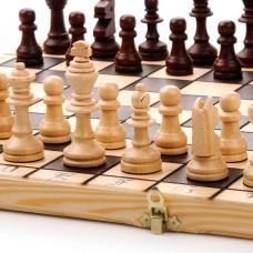 Šachmatai vidutiniai 43 x 43 cm