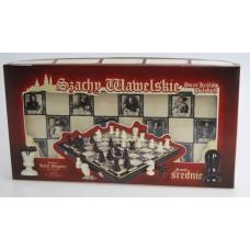 Šachmatai WAWEL, 43 x 43 cm