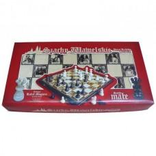 Šachmatai WAWEL MAG, 35 x 35 cm