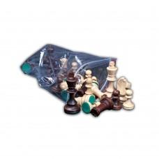 Šachmatų figūros Staunton No 4