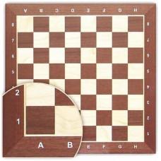 Šachmatų lenta Nr.6 55*55*2 turnyrinė