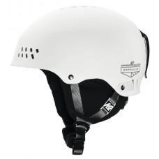 Šalmas slidinėjimo K2 EMPHASIS, baltas