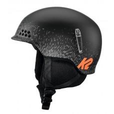 Šalmas slidinėjimui K2 ILLUSION, juodas