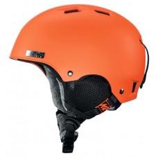 Šalmas slidinėjimui K2 VERDICT, oranžinis