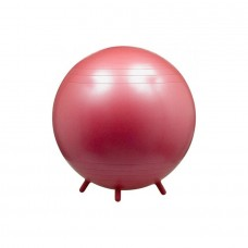Sėdėjimo kamuolys Original PEZZI Sitsolution MAXAFE 45 cm Red