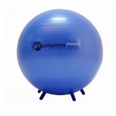 Sėdėjimo kamuolys Original PEZZI Sitsolution MAXAFE 55 cm Mėlynas