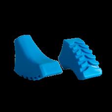 Šiaurietiško ėjimo lazdų antgaliai Spokey CALLOUS BLUE