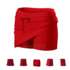 Sijonas- šortai Malfini Two in One Red