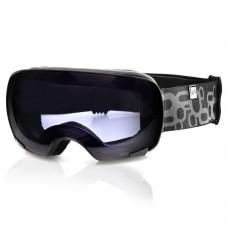 Slidinėjimo akiniai  Spokey YOHO, juodi