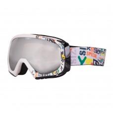 Slidinėjimo akiniai Worker Hiro Graphic UV S2