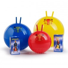 Šokinėjimo kamuolys Original Pezzi® Globetrotter Junior 42cm