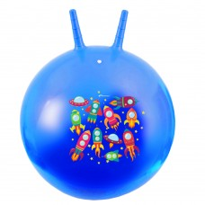 Šokinėjimo kamuolys Spokey Space Quest, 60 cm