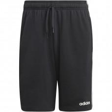 Šortai adidas Essentials 3 S Short FT juodi DU7830