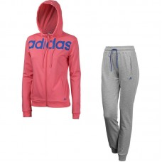 Sportinis kostiumas adidas Essential Linear Cotton