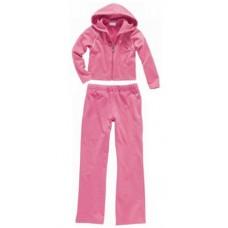 Sportinis kostiumas vaikams UNIVERSE 21158, rožinis