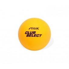Stalo teniso kamuoliukai Stiga Club Select geltoni