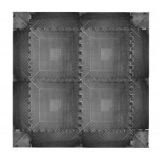 Sudedama guminė danga inSPORTline 0,6cm (12dalių)
