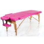 Sulankstomas masažo stalas Restpro Classic 2 Pink