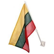 Suvenyrinė vėliavėlė automobiliui