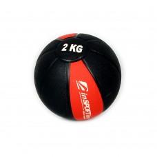 Svorinis kamuolys inSPORTline MB63 2 kg